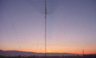 无线电天线架设与驻波比