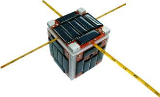 美国新送入轨道的PSK31小卫星信标机已被激活