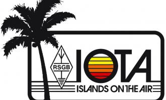 """IOTA (Islands On The Air) """"空中之岛"""" 从零开始"""