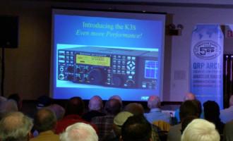 FDIM2015和Elecraft全新的K3S短波机